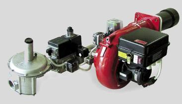 Газовые горелки серии GAS